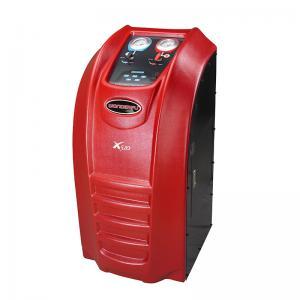 Quality R134a Automotive Refrigerant Recovery Machine Entrance Level Manual Valve for sale