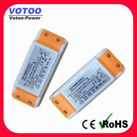 Quality 15W 12V LED Strip Power Supply / Constant Voltage LED Driver For LED Panels for sale