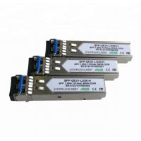 China 100m Transmission Dista Sfp Module Connector 100G Compatible Juniper Cisco 1.25G for sale