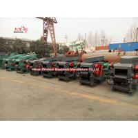 Automatic Feeding Waste Wood Chipper Disc Wood Sawdust Recycling Machine for sale