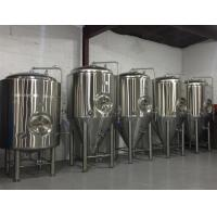 Quality 1000L Stainless Steel Fermentation Tank with Side Manway (ACE-FJG-V2) for sale