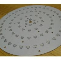 Quality Big Size Round Led Circuit Board 2000W Street Light OEM MCPCB Auminum Based for sale