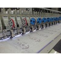 Quality Tai Sang  embroidery machine excellence model 444(4 needles 44 heads embroidery machine) for sale