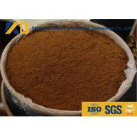 Quality 60% Protein Cattle Feed Additives / Animal Feed Supplement Brown Powder for sale