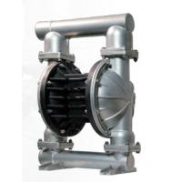 Quality Dual Industrial Diaphragm Pump  , 1.5 Inch Air Operated Submersible Pump for sale