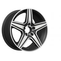 Quality 5 Hole 16 / 15 Inch Alloy Wheels 15x7 16x7 CB 54.1~73.1 for sale