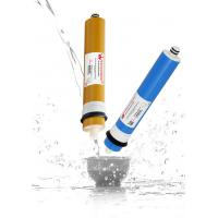 Buy NSF RO Water Purifier Membrane For Removing Chlorine / Fluoride / Bacteria at wholesale prices