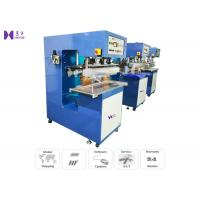 China 10 Times / Min 3 Phase Automatic Tarpaulin Welding Machine 27.12MHZ Frequency on sale