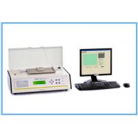 Quality Static And Kinetic Coefficient Friction Test Machine / Instrument For Plastic Film for sale