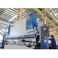 Quality 300 Ton NC Hydraulic Press Brake With Foot Pedals for sale