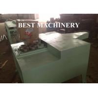 Quality Hydraulic Cutting Grill Rolling Shutter Door Roll Forming Machine PLC Control for sale