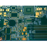 Quality FR4 Based HDI PCB board 1.6mm , 18um Copper Thickness and PCBA fabrication for sale