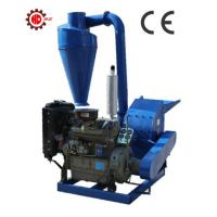 Quality Diesel Wood Hammer Mill for Biomass Pellet Plant for sale