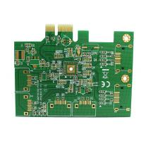 Quality Material Copper PCB Circuit Board HDI PCB 2 Layer ENIG PCB For USB3.0 Pinboard for sale