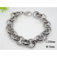 China Silver Rings Chain Bracelets for Men 1420120 on sale