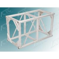 Quality Square Bolt Aluminum Stage Truss SB 500 X 600 Easy Carry Silver Stage Light Truss for sale