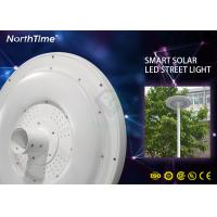 Quality 15W 1600LM Hotel Solar Garden Street Lights Mounting Height 4~5m for sale