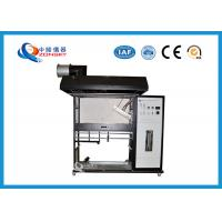 Quality AC 220V 50HZ Flammability Testing Labs For Paving Material Radiation Heat Flux for sale