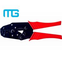 Quality 22 - 10 AWG Wire Terminal Crimper , MG - 03C Carbon Steel Electrical Terminal Crimping Tool for sale