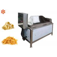 Quality Commercial Automatic Food Processing Machines Donut Chips Fryer High Efficiency for sale