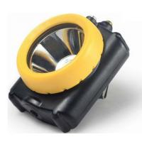 Waterproof Mining Cap Lights , High Stability Led Hard Hat Light Stable Performance