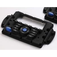 Quality Car Waterproof Silicone Rubber Keypad membrane With Conductive Carbon Pills for sale