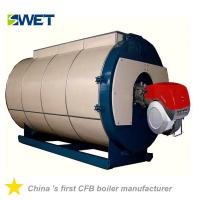 Quality High efficiency 8.4 MW gas oil hot water boiler for Food Industry for sale