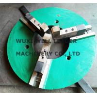 Buy Casten Steel Fast Clamp Welding Chuck WP -300 For Welding Positioners Turntables at wholesale prices