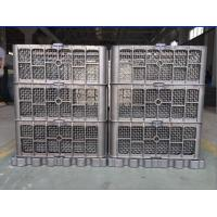 GX40NiCr35-25 Material Basket with Base Trays & Pillars & Wire Mesh EB3136 for sale
