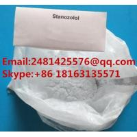 Quality Safe High Purity Steroids Winstrol / Stanozolol Powder CAS 10418-03-8 For Bodybuilding for sale