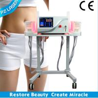 PZ LASER CE 650nm 808nm portable best lipo laser machine / lipo laser slimming machine for sale