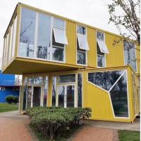 China Shipping Luxury Shipping Container Homes ,  Modern Container Homes Witih Furniture on sale