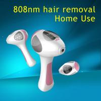 Buy Portable Home Beauty Equipment 808nm Diode Laser Arm / Leg / Bikini Hair Removal at wholesale prices