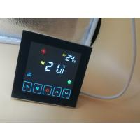 High Accuracy Digital Room Thermostat With Colorful Display For Central Air Conditioning for sale