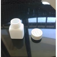 Buy 30cc Square Medical plastic bottle with Childproof cap at wholesale prices