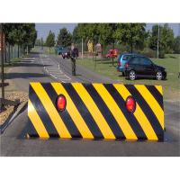 Quality Anti - Terrorist Heavy Duty Security Full Automatic Road Blocker With LED Light for sale