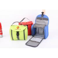 Quality 600D Polyester Hanging Toiletry Kit For Travel for sale