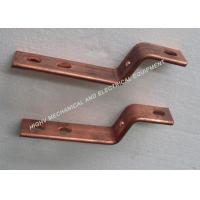China Telecommunication Electrical Terminal Bus Bar , High Purity Electrical Power Bus Bar on sale