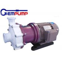 Quality ZMD Fluorine plastic self-priming magnetic pump red cast Iron / Industrial Centrifugal Pumps for sale