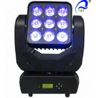 Quality 1 / 16 / 48 CH Dmx Led Matrix Light , Electronic Focus Party Moving Head Beam Light for sale