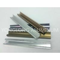 Quality Customize Aluminium Kitchen Profile High Hardness Of Lacquer Film for sale