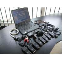 Quality OBD-II diagnostic cable mini ops with Auto Scanner Diagnostic for sale