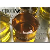 Buy cheap CAS NO 10161-34-9 Finaplix Steroids Trenbolone Acetate 100mg / ml Injectable Liquids from wholesalers