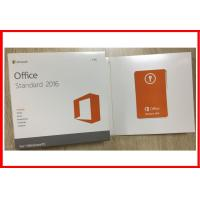 Buy cheap DVD Activation Online Microsoft Office 2016 Professional Retail Box 100% Genuine Key from wholesalers