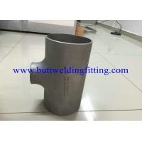 """Quality ANSI B16.9 ANSI B16.11 Stainless Steel Tee 304L 316L 310S 2205 904L 1"""" 24"""" SCH80 for sale"""