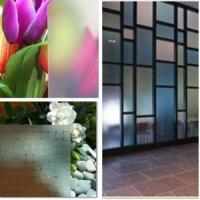 Quality Acid Etched Glass (AEG) for sale