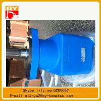 Buy cheap new and genuine OMB-130 orbit hydraulic swing motor for Yuchai 13 20 excavator from wholesalers
