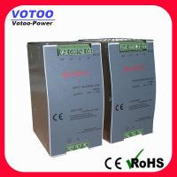 Quality 24V 5A 120W DIN Rail Power Supply / AC To DC Switching Power Supply for sale