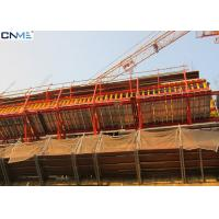 Quality Safety Cantilever Scaffolding System , Self Climbing Scaffold System for sale