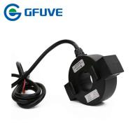 200A Outdoor Split Type Current Transformer For Cable Fault Monitoring , Class 0 for sale